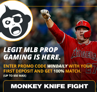 Monkey Knife Fight