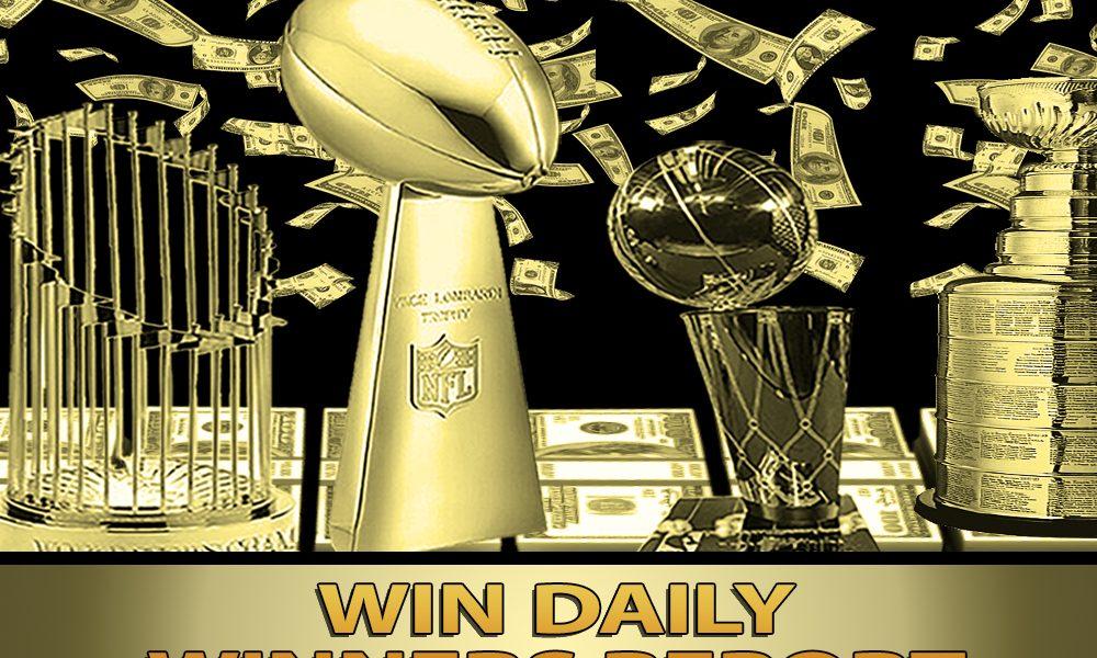 11/21 DFS and Betting Winners: HUGE NBA Winners