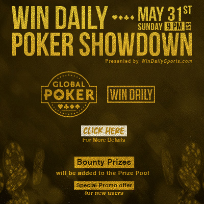 Win Daily Poker Showdown