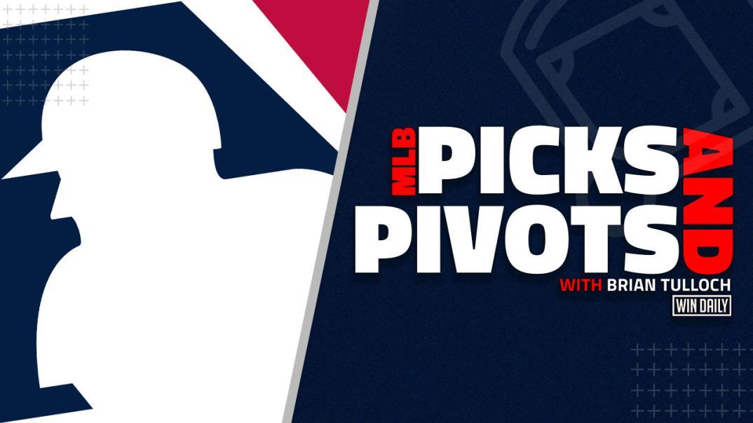 MLB DFS Picks and Pivots
